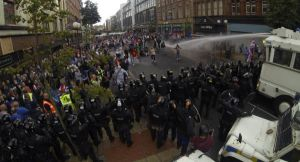 loyalist rioting
