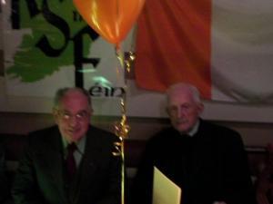 Ruairí and Dan Keating 2007