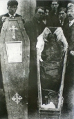 Pat and Harry Loughnane. Mutilated by the Black and Tans in Co. Galway