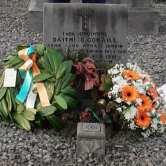 Wreathes Laid At Dáithí Ó Conaills Grave